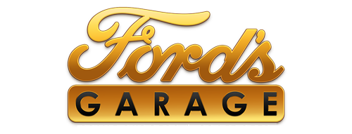 ford's garage is a vip area sponsor